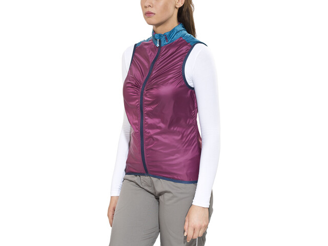 Triple2 KAMSOOL Cykelvest Damer violet | Vests